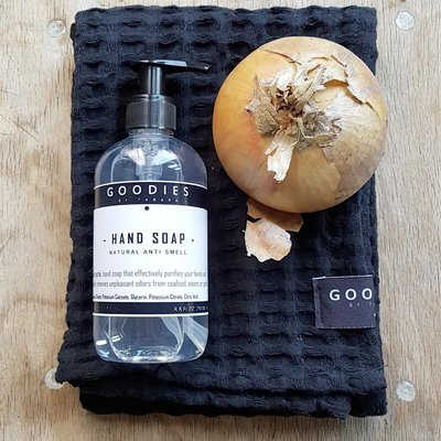 HAND SOAP 250 ml, anti smell  - GOODIES -