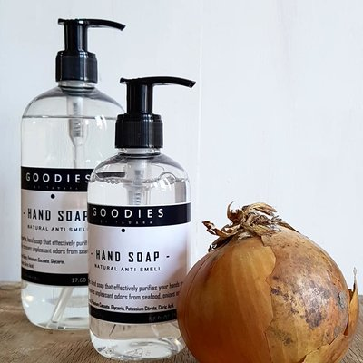 HAND SOAP 500ml, anti smell  - GOODIES -