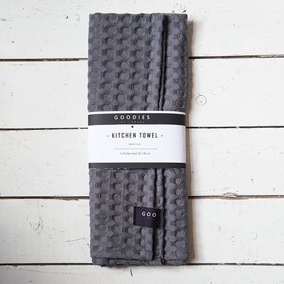 KITCHEN TOWEL grey - GOODIES -