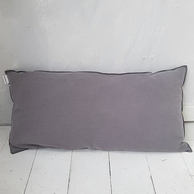 CUSHION XX long, grey - GOODIES -