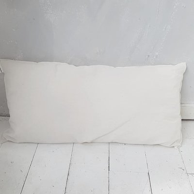 CUSHION XX long, off white - GOODIES -