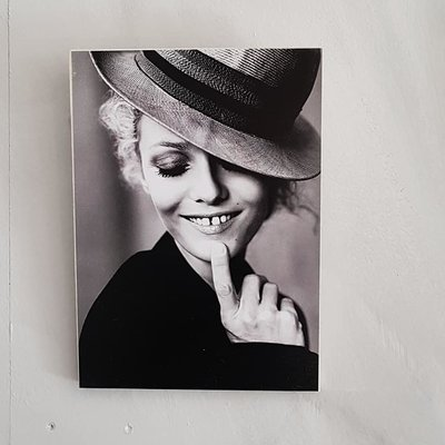 Pics on Blocks A4, VANESSA, hat - GOODIES -
