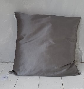 CUSHION chintz, grey  - GOODIES-