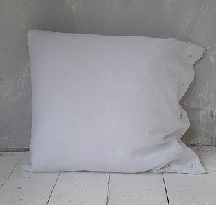 CUSHION Linen, white - GOODIES -