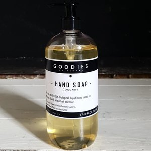 HAND SOAP coconut  - GOODIES -