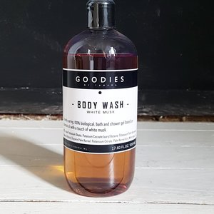 BODY WASH white musk  - GOODIES -