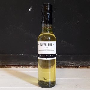 OLIVE OIL basil - GOODIES -