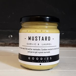 MUSTARD garlic & laurel - GOODIES -