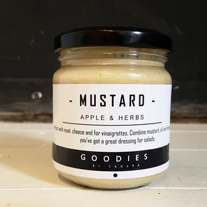 MUSTARD apple & herbs - GOODIES -